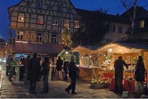 Adventsmarkt im Sand | Bamberg
