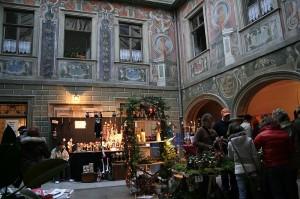 Bamberger Kunsthandwerker Weihnachtsmarkt